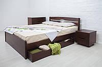 """Кровать двуспальная Олимп """"Лика LUX с ящиками"""" (160*190; 160*200), фото 1"""
