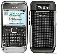Nokia e71 grey steel (ру.клавиатура)
