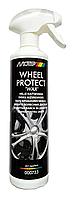 Защитный воск для колесных дисков Motip, 500 мл