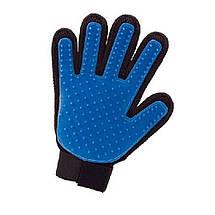 Волшебная щетка Перчатка для чистки животных True Touch, фото 3