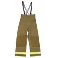 Боевая одежда пожарного (штаны). Великобритания, оригинал.
