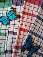 Салфетки для кухни лен 4 цвета