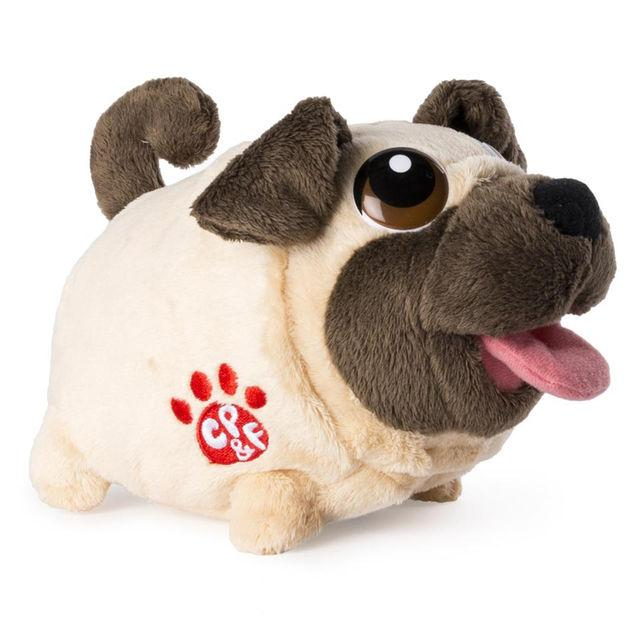 Spin Master Мягкая игрушка Chubby Puppies с функцией движения - Мопс