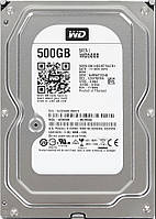 Жесткий диск (HDD) Western Digital 500GB (WD5000AZRX) (3.5/64M/SATA III/5400RPM)