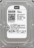 Жесткий диск (HDD) Western Digital 500GB (WD5000AZRX) (3.5/64M/SATA III/5400RPM)