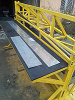 Гильотина ручная 2 м для резки металла до 1мм