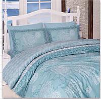 Семейный комплект постельного белья турецкой торговой марки Altinbasak сатин