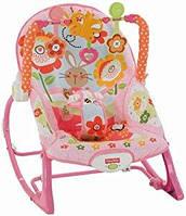 Крісло-гойдалка Банні Fisher-Price Infant-to-Toddler Rocker, Bunny