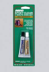 Эпоксидный клей прозрачный ABRO EС-510 14,2гр.