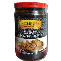 Соус черного перца 350 г.  Lee Kum Kee