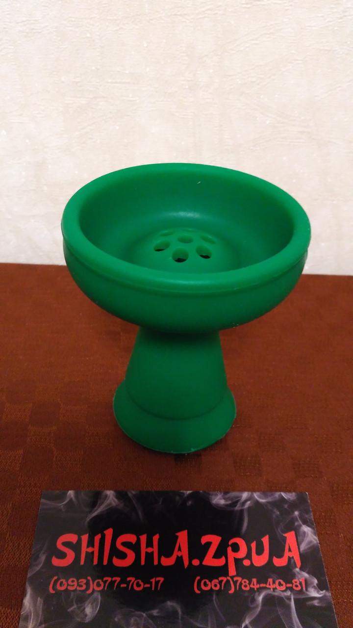 Чаша силиконовая под калауд - цвет: Зеленая