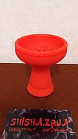 Чаша силиконовая под калауд - цвет: Красная, фото 1