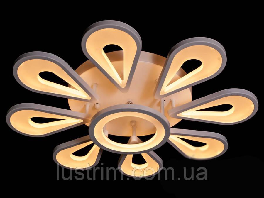 Потолочная светодиодная люстра 120W