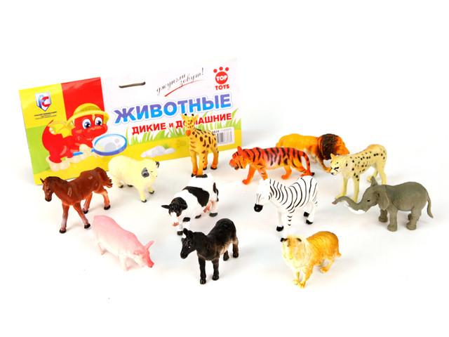 Резиновые животные