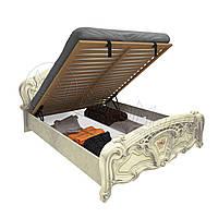 Спальня Реджина радика беж кровать 1,60*2,00 подъемная с каркасом