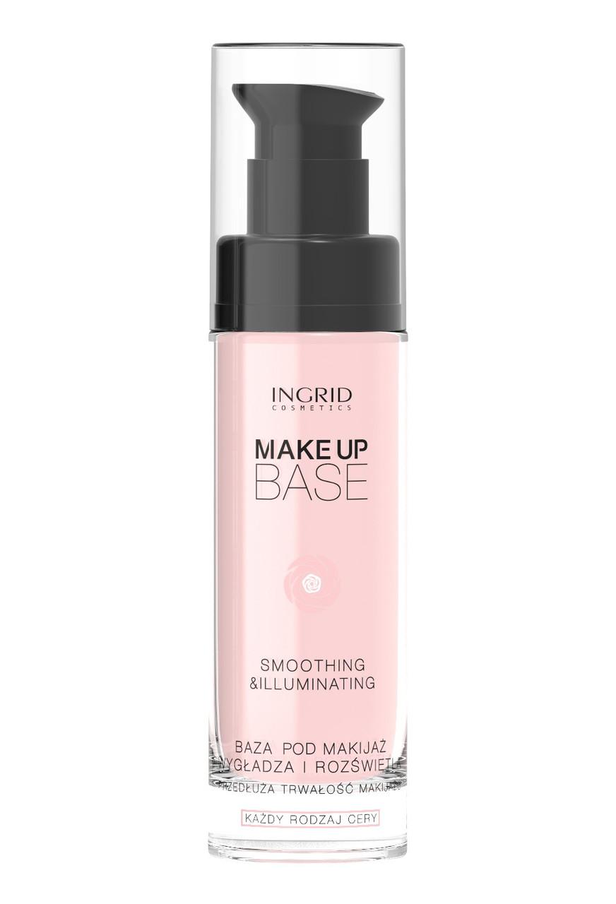 Осветляющая база под макияж Ingrid Cosmetics Make Up Base
