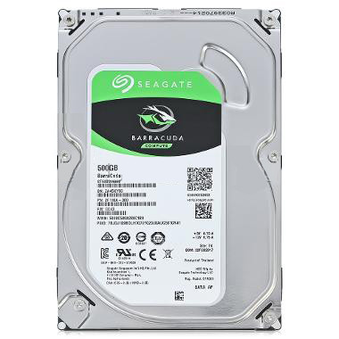 Жесткий диск (HDD) 500GB Seagate (ST500DM009)