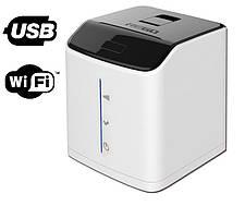 ✅ Принтер чеков Rego RG-P58D Wi-Fi +USB