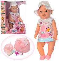Пупс Беби Берн аналог Baby Born 8006-462. Функциональный набор. Быстрая доставка.