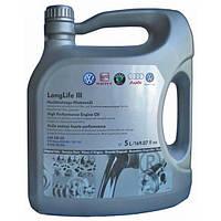 Моторное масло VAG SPECIAL PLUS 5W-40 5л (G052167M4)