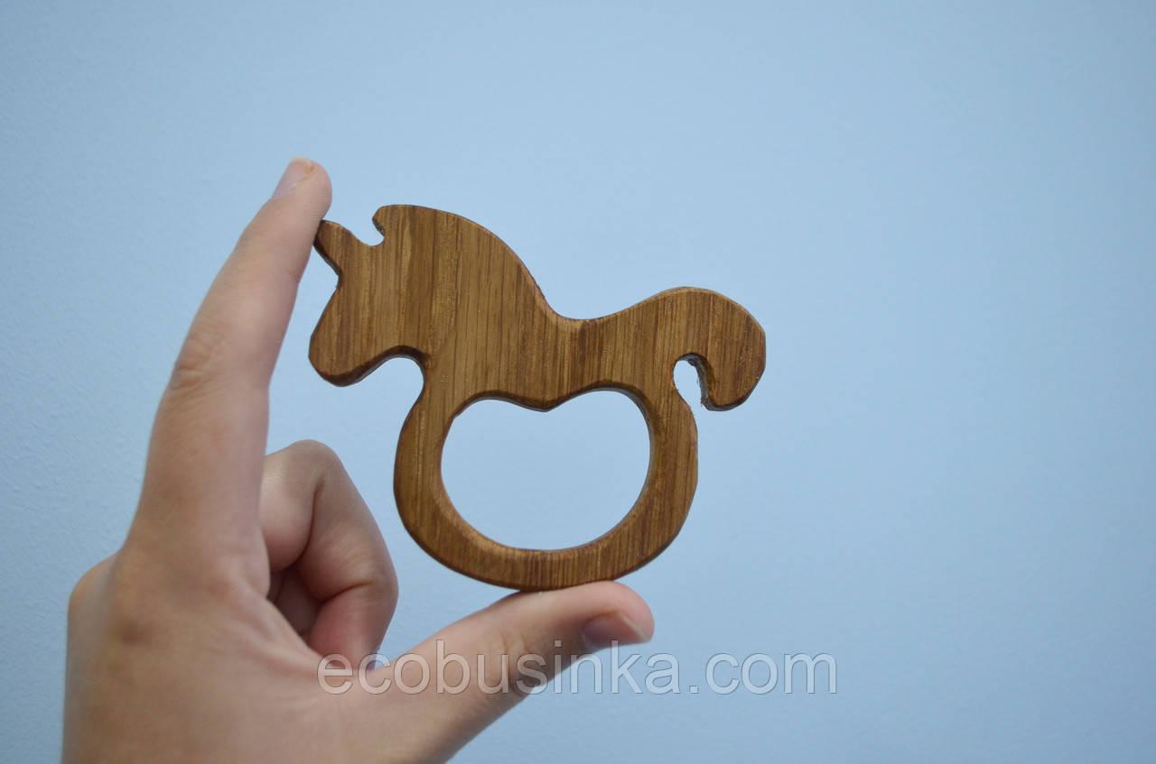 Деревянный грызун Единорог