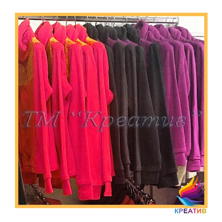 Разноцветные кофты для наших клиентов
