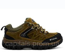 "Женские ботинки Columbia Vibram ""Brown"""