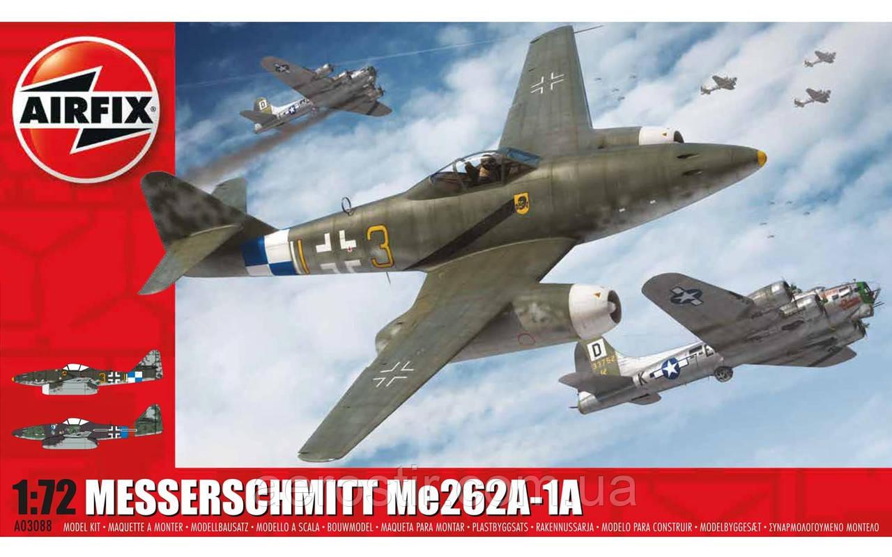 Messerschmitt Me262A-1A 1/72 AIRFIX 03088
