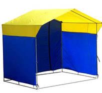 Торговая палатка 1.5х1.5м каркас 16мм (стандарт)