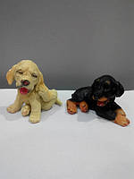 Статуэтка Собака 6-8 см 4 вида