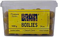Бойлы Brain Sweet Corn (Кукуруза) Soluble 1000 gr