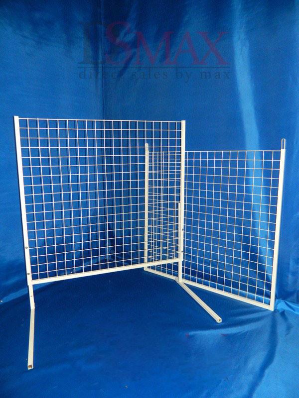 Сетка торговая в рамке 2x1м (разборная)
