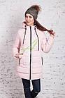 Зимняя женская куртка 2017-2018 оптом - (модель кт-162), фото 7