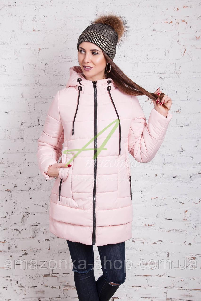 Зимняя женская куртка 2017-2018 оптом - (модель кт-162) - Купить ... 9c0caa96ae416