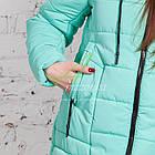 Зимняя женская куртка 2017-2018 оптом - (модель кт-162), фото 2