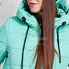 Зимняя женская куртка 2017-2018 оптом - (модель кт-162), фото 3