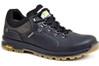 Низкие ботинки мужские спортивные туфли Grisport гидрофобная кожа