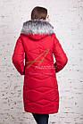 Модное женское пальто новинка сезона зима 2017-2018 - (модель кт-15), фото 6