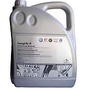 Моторное масло VAG Longlife II 0W-30 5л (G052183M4)