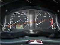 Алюминиевые рамки на приборы для Seat Alhambra I 1995-2000