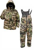 Зимний костюм микрофибра осенний лес