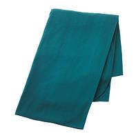 СКУГСКЛОКА  Плед, зелено-синий, Размер 130x170 см