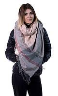 Теплый и мягкий шарф-палантин 160*125 см.