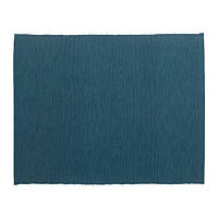МЭРИТ Салфетка под прибор, синий, 35x45 см