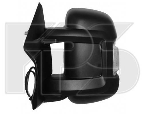 Крышка зеркала бокового Fiat Ducato, Citroen Jumper, Peugeot Boxer '06-  правая, фото 2