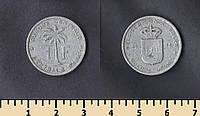 Руанда-Урунди 1 франк 1959
