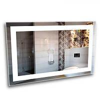Дзеркало в ванну кімнату з LED - підсвіткою StudioGlass   6-1