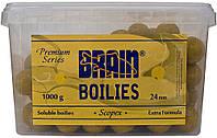 Бойлы Brain Scopex Soluble 1000 gr