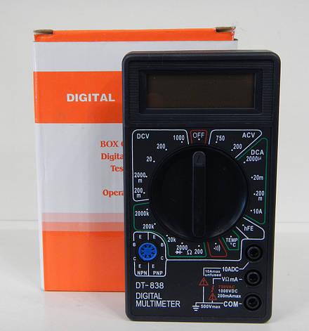 Тестер DT-838, фото 2