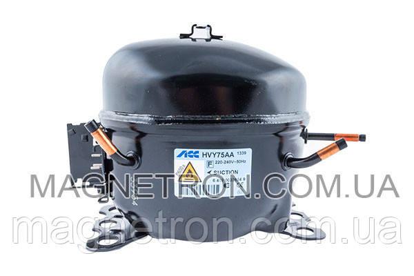 Компрессор для холодильника ACC HVY75AA 117W R600a Whirlpool, фото 2